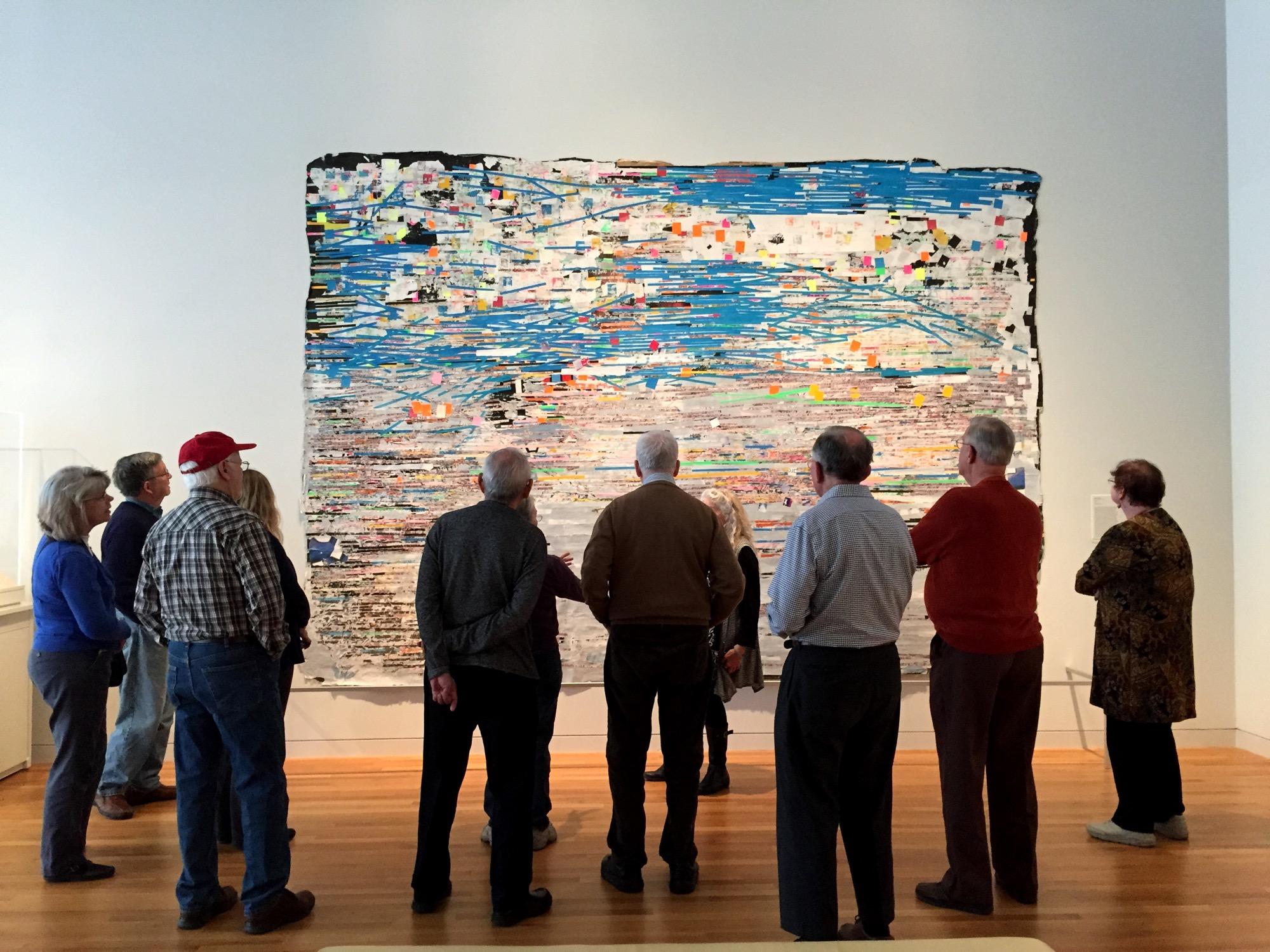 Meet Me in UMMA's Modern/Contemporary Gallery